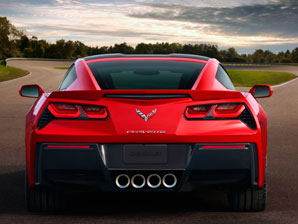 Corvette Stingray C7 Detalle 1