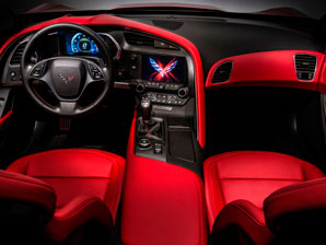 Corvette Stingray C7 Detalle 2
